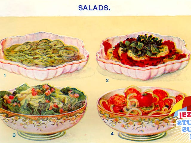 Mayonnaise Is Next to Godliness in These Summer Salads