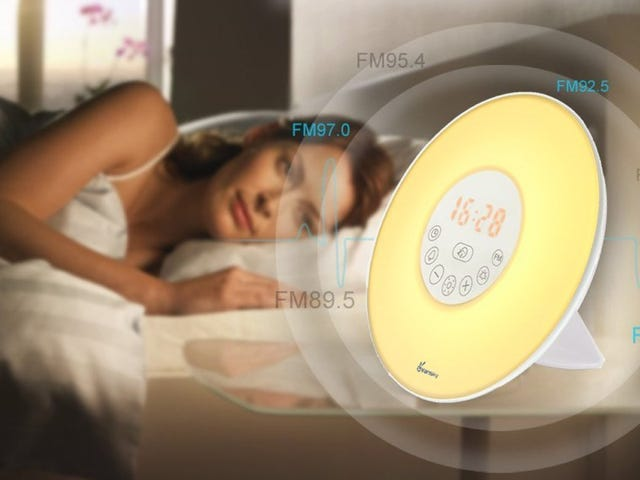 Now You Can Get a Morning-Transforming Wake-Up Light For Under $20