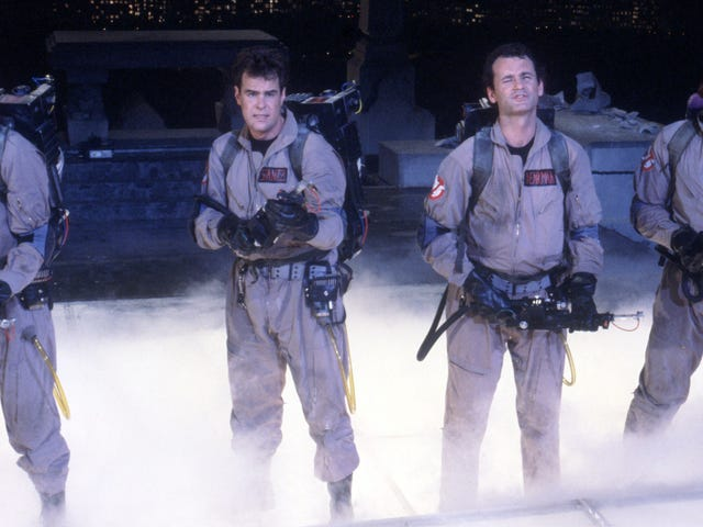 Get Ready for the New Ghostbusters Film With a Revival Screening of the Original Classic