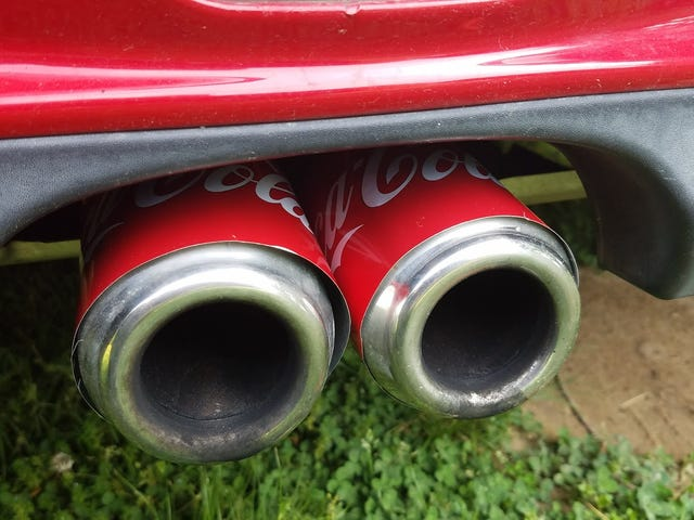 E85 approved exhaust