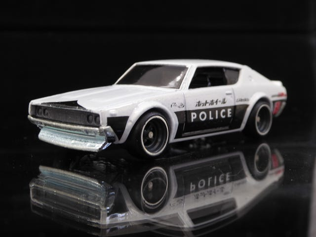 Hot Sixty 4th: Who is Kenmeri? (Skyline Part 7)