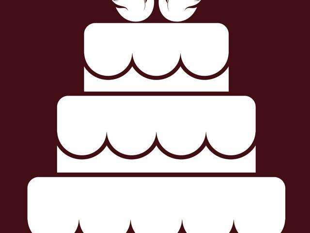 ทุกครั้งที่บารักโอบามาล้มเหลวในการจัดงานแต่งงานนางฟ้าจะได้ปีกของเขา