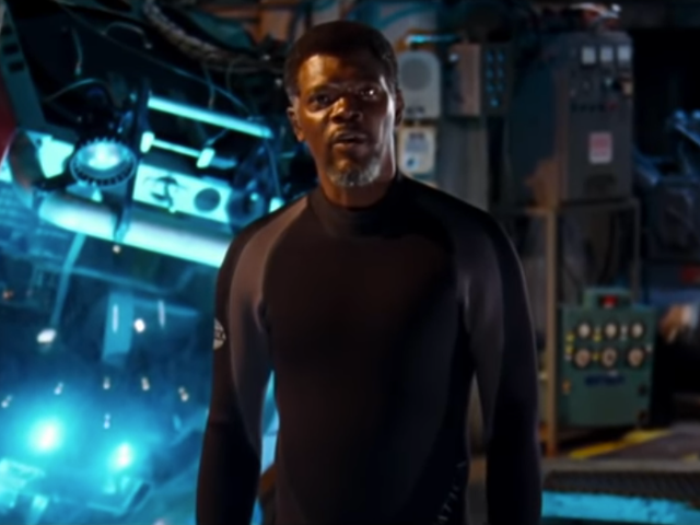 Samuel L. Jackson hated his big Deep Blue Sea speech, which was originally 7 pages