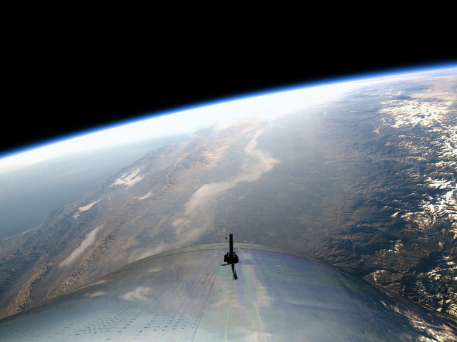 Historic Virgin Galactic Flight Reminds Us That 'Space' Is Just a Concept, Man