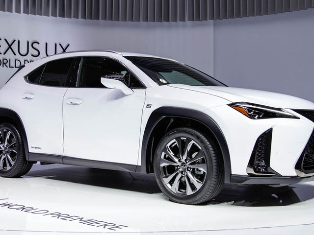 Lexus UX: There Was An Attempt ™