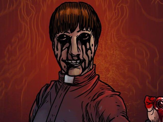 Buffy's season 7 Big Bad used a fallen preacher for the dirty work