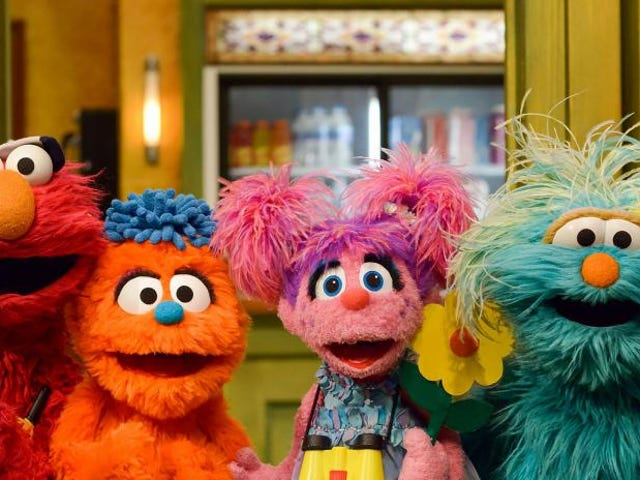 Sesame Street Is Headed to the Middle East to Help Syrian Refugee Children Cope