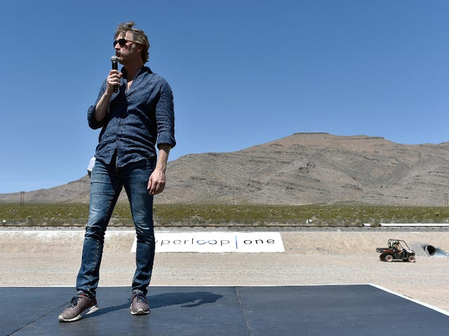 The Hyperloop Test Proves The Future Will Still Be Boring