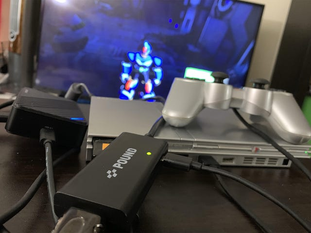 This Adapter Is The Easiest Way To Connect A PlayStation 2 To HDMI