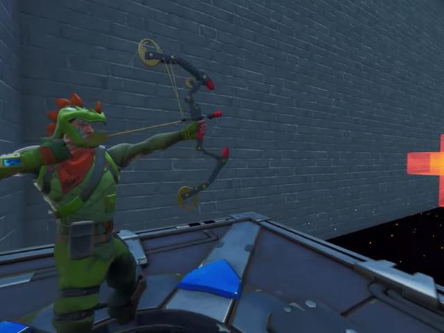 YouTuber bridges the generational gamer gap by remaking The Legend of Zelda in Fortnite