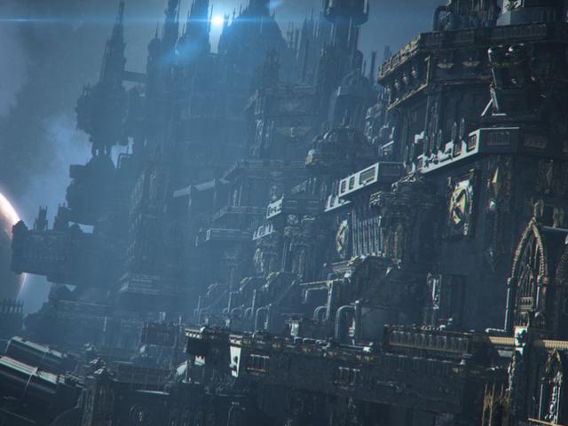 <i>Diablo</i> Style Action-RPG, которая помогает мне влюбляться в <i>Warhammer 40K</i> <em></em>