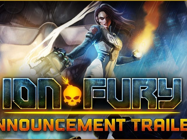 In response to a lawsuit by metal band Iron Maiden, retro shooter Ion Maiden is now Ion Fury