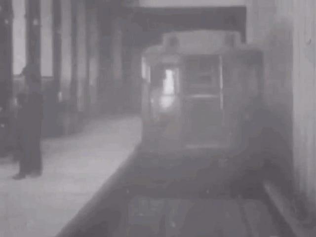 Một trăm mười lăm năm trước, tàu điện ngầm thành phố New York đã trở thành chính mình