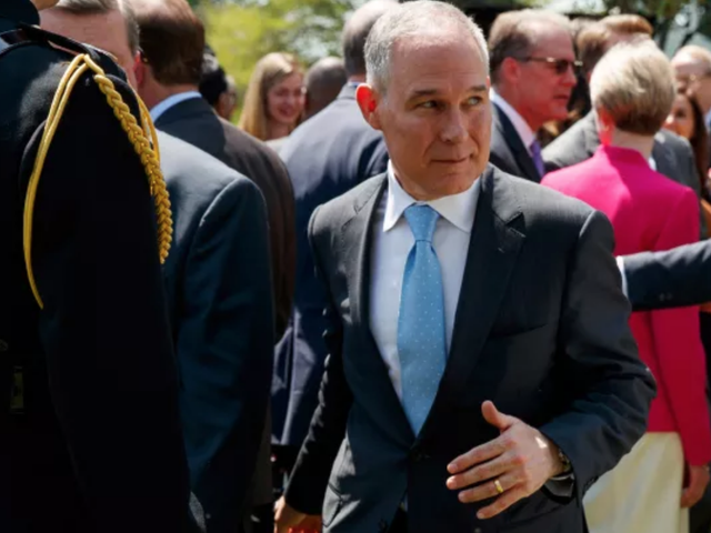 Scott Pruitt Twice Proposed Anti-Abortion Legislation Granting Men 'Property Rights' Over Fetuses