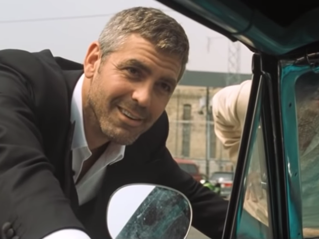 Comment of the Day: George Clooney Is Coming to Steal Your Car Edition