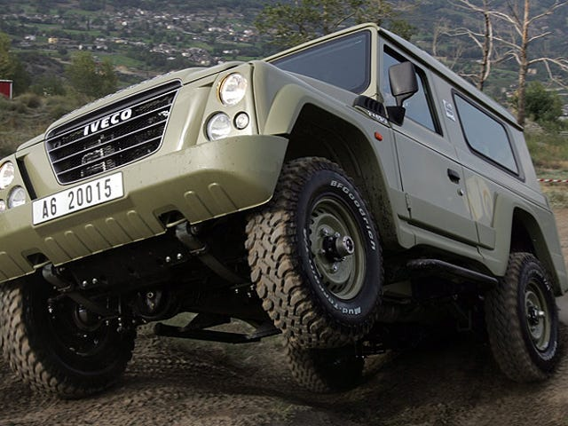 Keep Oppo IVECO Massif