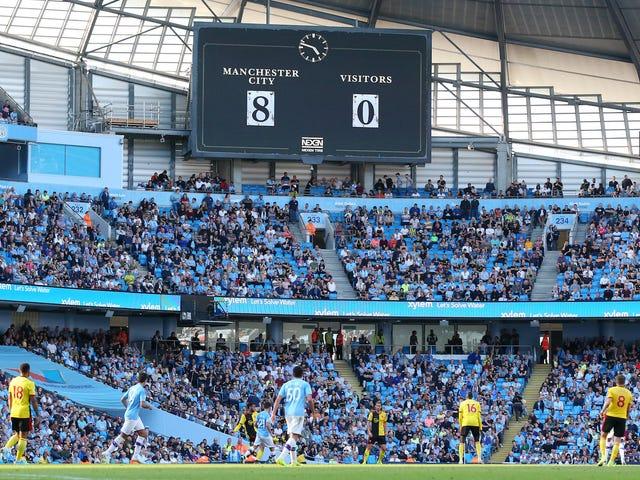 """A Premier League é finalmente tão """"ruim"""" quanto a La Liga"""
