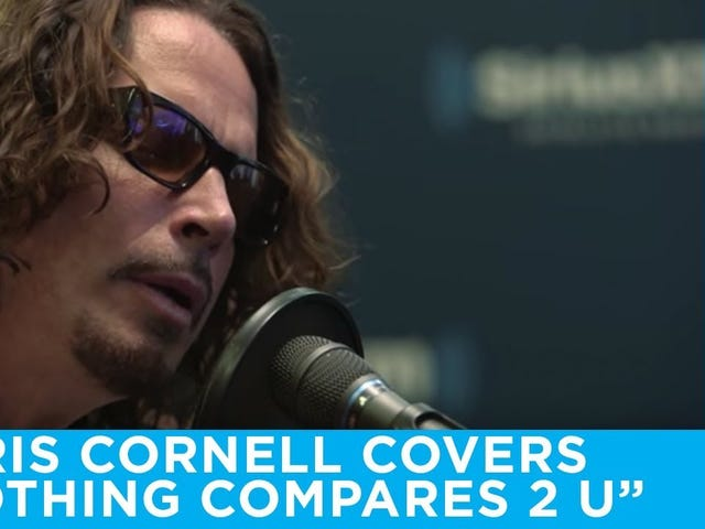 Chris Cornell -- Nothing Compares 2 U