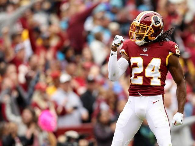 "Josh Norman On Washington's Home Fans: ""They're Not Really Behind Us"""