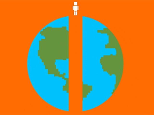 Berapa Lama Sebenarnya Dibutuhkan untuk Jatuh Melalui Bumi?