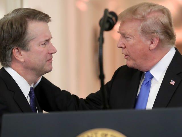 White House Preparing a Shield of Women to Protect Brett Kavanaugh's Nomination
