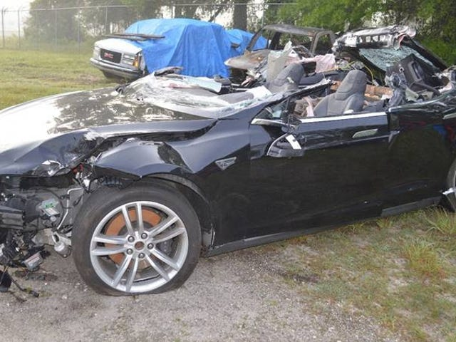Tesla Driver In Fatal Florida Crash Got Numerous Warnings To Take Control Back From Autopilot
