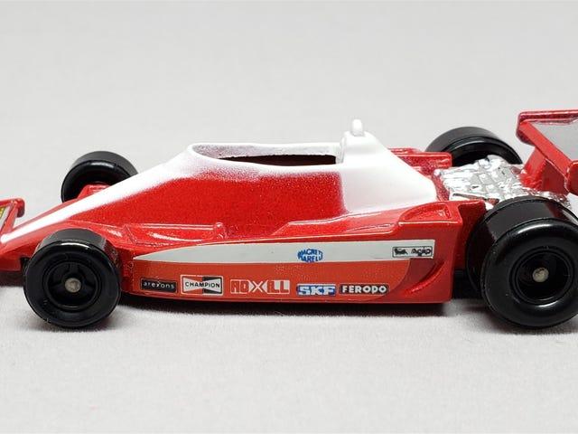 [RECENSIONE] Tomica Ferrari 312 T3