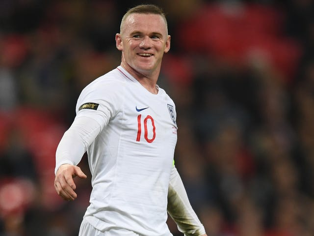 Old Man Wayne Rooney Will Leave MLS To Be A Player-Coach At Derby County