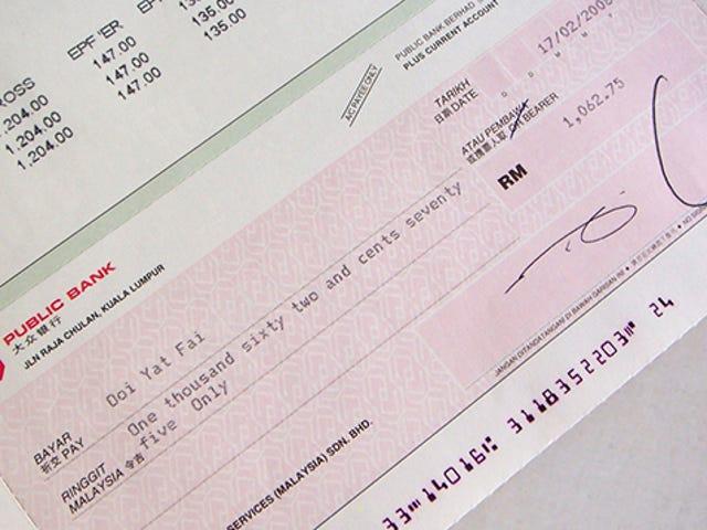 Tratuhin ang mga Savings Tulad ng isang Buwis upang Tiyakin Mong Gawin Ito