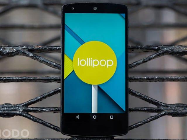 Jos sinulla on vanhempi Android-puhelin, Google vain heitti luun <em></em>