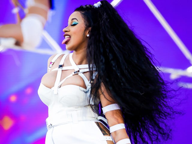 Cardi B Is a Real Muva on Her New Rolling Stone Cover With Offset