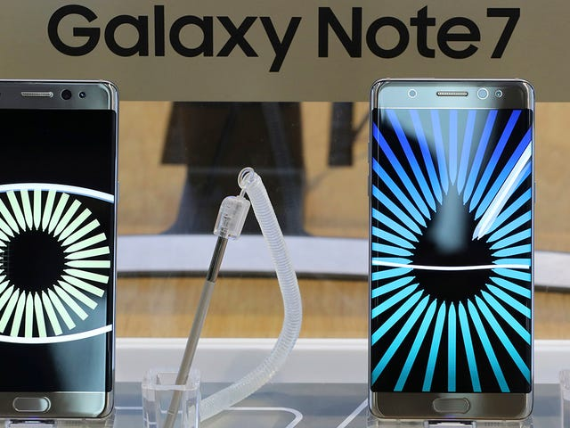 Samsung Will Pay Galaxy Note 7 Suppliers For Unused Parts