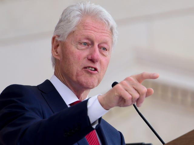 Jezebel Investigates: Does Bill Clinton Hate Loud Music?