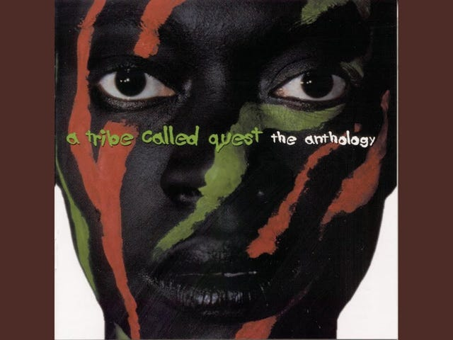 A Tribe Called Quest -- 'Bonita Applebum'
