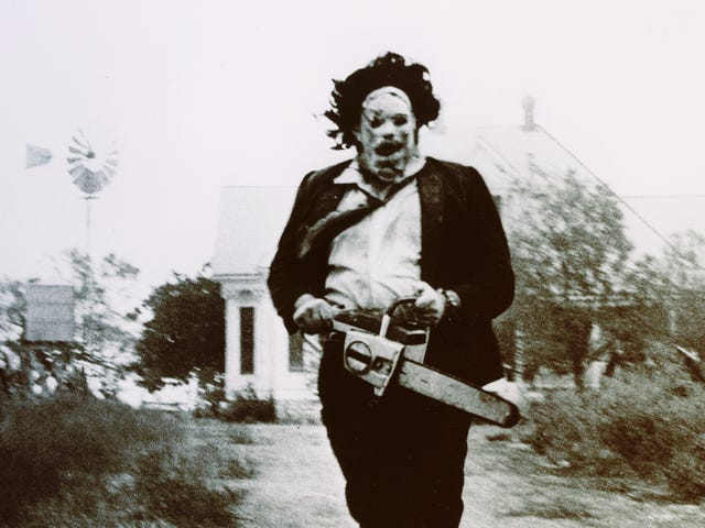 Bu <i>Texas Chain Saw Massacre</i> Bloopers&#39;ı Nefis Gariptir