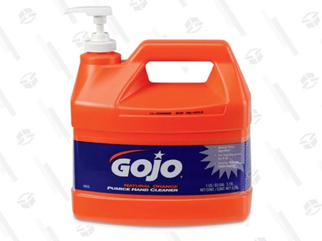 Keep Your Hands Clean With the Best Price Ever On Gojo Orange