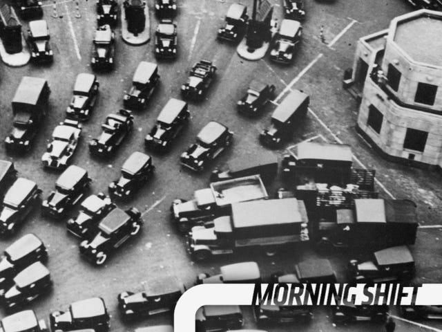 अमेरिकियों ने पिछले साल 3 ट्रिलियन मील की दूरी पर, 'पीक कार' का प्रचार किया था