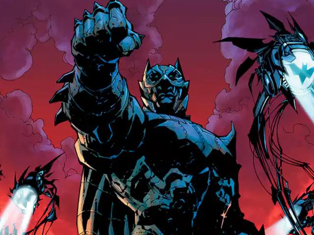 Det kommer bli en hel del Batman i DC Comics nästa stora evenemang