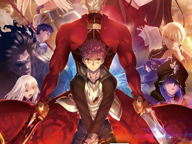 Fate/ Stay Night: UBW has a Moment that Haunts Me