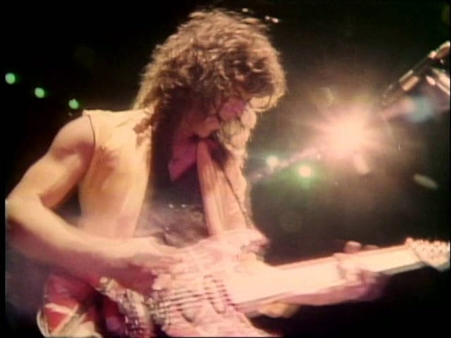 Van Halen — 'Dance the Night Away'