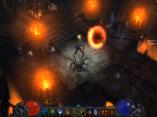Diablo III Players Discover New Secret Cow Level