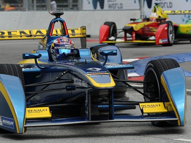 Формула E втратила $ 68,4 мільйона на своєму першому сезоні