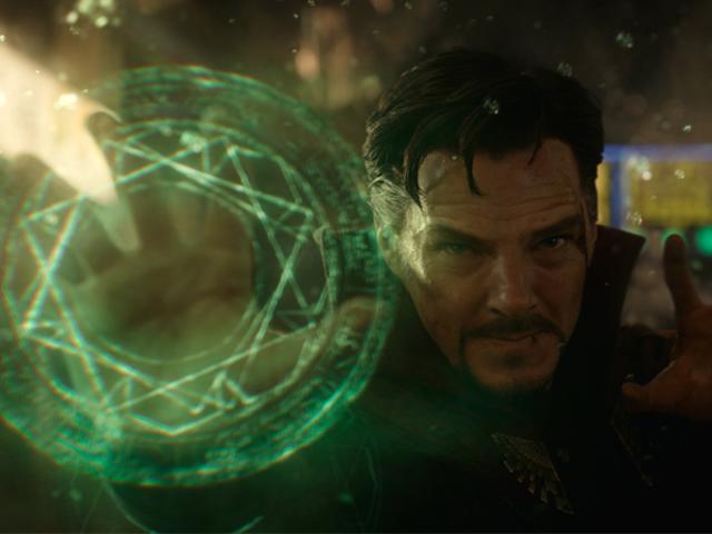 Marvel Wanted Benedict Cumberbatch For <i>Doctor Strange</i>So Bad, It Delayed the Whole Movie