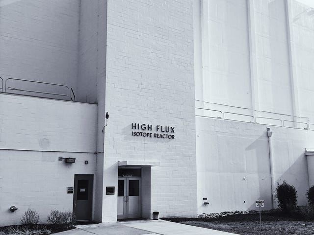 Chuyến đi đến trường Oak Ridge Nat'l Lab