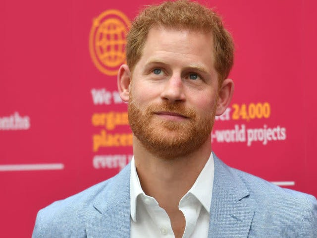 Can Prince Harry Be My Dad?