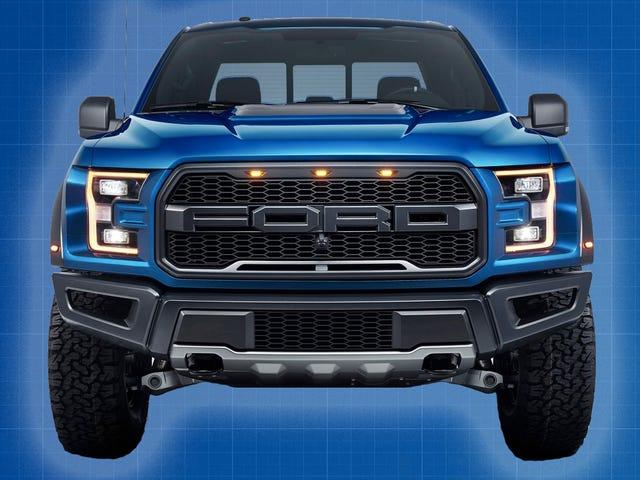 O que você quer saber sobre o Ford Raptor 2017?