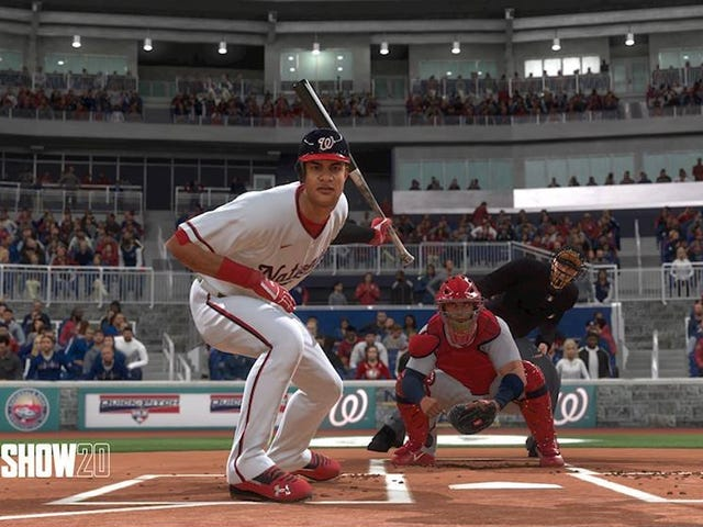 MLB The Show 20 tombe à 40 $ sur PS4