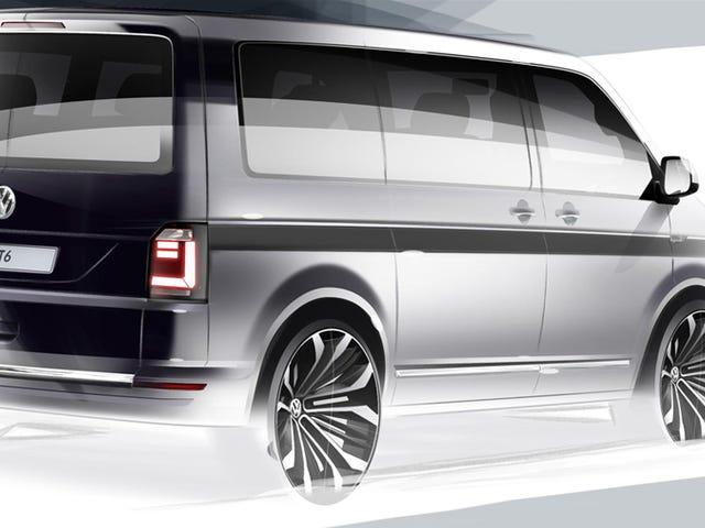 Volkswagen considera 'intensivamente' camiones y camionetas para los Estados Unidos