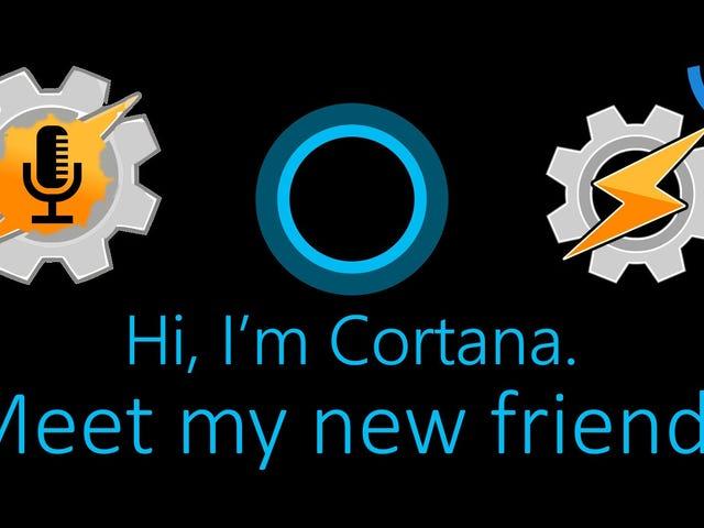 AutoRemote membolehkan anda mengawal Android anda dari Cortana dalam Windows 10