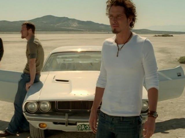Chris Cornell Wrote Some Of The Best Driving Songs